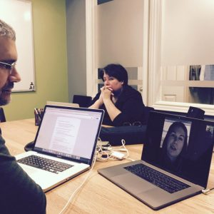 Video conferencing is a handy way to talk your audience