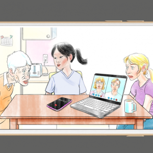 Image from Vitalogue e-learning game