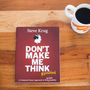Don't Make Me Think, Revisited Book